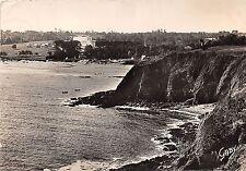 BR20302 Saint Cast les falaises et la plage de pen guen France