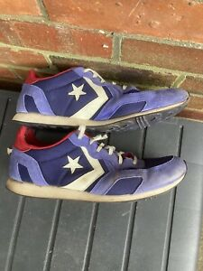 Vintage Converse Trainers UK12