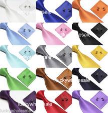 Corbatas, pajaritas y pañuelos de hombre sin marca 100% seda