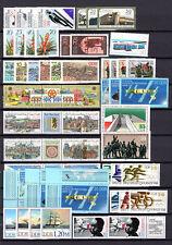 DDR 1988 kompletter Jahrgang MiNr. 3140 - 3220 postfrisch