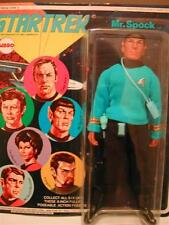 "Star Trek Mr. Spock 8"" Action Figure MEGO 1974 MINT ON CARD"