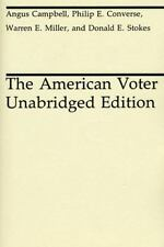 The American Voter: By Campbell, Angus, Converse, Philip E., Miller, Warren E...