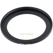 55mm to 67mm 55-67mm Male to Female Step Up Photo Lens Filter CPL Ring Adapter