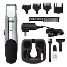 BEARD MUSTACHE TRIMMER Men Grooming Razor Battery Operated Hair Clippers