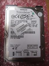 Hitachi 40GB IDE 2.5 Laptop Hard Disk Drive HDD HTS424040M9AT00 (I139a)
