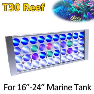 Aquarium LED Lighting Reef Fish Tank Light Marine Aquarium LED Reef Coral