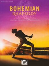 QUEEN BOHEMIAN RHAPSODY SHEET MUSIC PVG SONG BOOK PIANO VOCAL GUITAR *BRAND NEW*