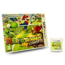 Nintendo 3DS Game Mario Tennis Open Boxed