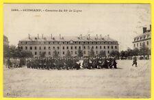 cpa Pionnière 22 - GUINGAMP (Côtes d'Armor) CASERNE MUSIQUE du 48e de Ligne