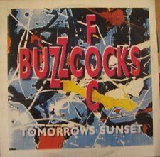 "Buzzcocks - Tomorrow's Sunset 2 mixes - Dutch 12"""