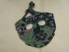 WW2 German Elite Plane Tree Camouflage Mask Reproduction