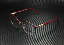 BURBERRY BE1318 1250 Matte Bordeaux Demo Lens 51 mm Men's Eyeglasses