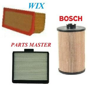 Tune Up Kit Filters For FORD F-550 SUPER DUTY V8 6.0L 2004
