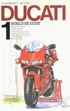 Ducati World Motorcycle Guide & Data Collection Book #1 4873661110