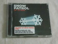SNOW PATROL UP TO NOW 2 DISC CD [2009] DISCS NEAR MINT BOOKLET EXCELLENT