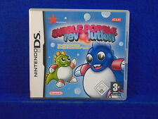 *ds BUBBLE BOBBLE Revolution (NI) Puzzle Game DSi 3DS Nintendo PAL REGION FREE