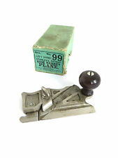 Rare Early Green Boxed Stanley No.99 Side Rabbet Plane