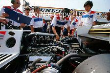 Stefan Johansson Spirit 201C British Grand Prix 1983 fotografia 2