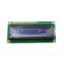 5V HD44780 1602 LCD Display Module 16x2 Character LCM Blue Blacklight Abundant