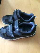 12737fa38a746f schuhe sneaker Lupilu Gr. 30 blau dunkel blau mit led sohle 2 x getragen