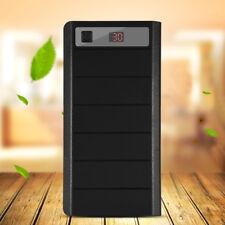 20000mAh Power Bank Kit Case Shell Dual USB + Type-C + Micro USB Port LCD Screen