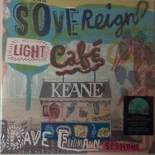 "Keane, Disconnected/Sovereign Light Cafe, NEW/MINT GREEN vinyl 7"" RSD 2019"
