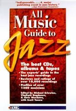 All Music Guide to Jazz (Amg All Music Guide Series)-ExLibrary