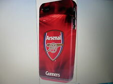 Arsenal Football Club iPod Touch 4 Hard Case Offical Gunners iTouch 4 Brand New