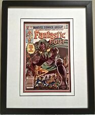 Fantastic Four #247 COVER Color Key Film w/Cert. of Authenticity by Marvel BYRNE