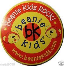 "SKANSEN BEANIE KIDS ""SWOOSH"" THE NETBALL BEAR  MINT WITH MINT TAG"