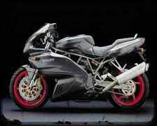 Ducati 900 ssie 00 1 A4 Imprimé Photo moto Vintage Aged
