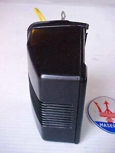 Maserati Merak Rear License Plate Light Lamp Carello 10.216.716 OEM