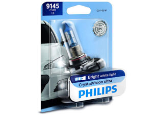 1x NEW PHILIPS CRYSTAL VISION 9145 9145CVB1 HEADLIGHT/FOGLIGHT MADE IN GERMANY