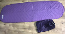 Thermarest Prolite Women's Inflatable Sleeping Pad Purple / Gray 1 lb 183891