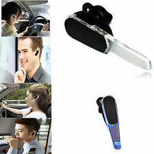 For Samsung iPhone Lg Bluetooth Headset Headphone Led Wireless Stereo Earphone