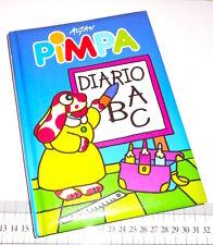 LA PIMPA by Altan 1999 Franco Panini Italy school diary - diario scuola mint