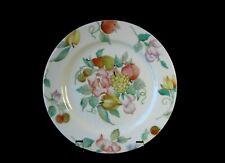 """Set of 5 Bernardaud Limoges France Diserade Porcelain Salad Plates 8 3/8"""""""