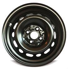 New 15x6 Inch 4 Lug 2011-2014 Mazda 2 Steel Wheel/15x6 4-100 Steel Rim