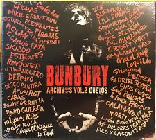 Enrique Bunbury Archivos Vol. 2 Duetos - 3 CD - Made in Spain