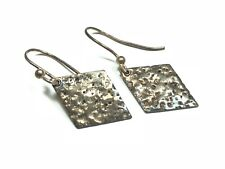 Unique .925 Solid Sterling Earrings - See Pictures For Details - RARE & Vintage