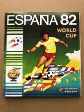 España 1982 World Cup - Panini Carvajal Album COMPLETE