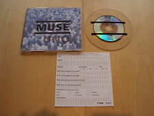 MUSE UNO CD **VERY NEAR MINT CONDITION** RARE **