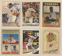 ⚾️Luis Severino 6-CARD LOT including ROOKIE Topps Bunt #102, New York Yankees
