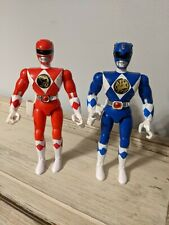 Bandai Mighty Morphin Power Rangers 8 Inch Action Figures Lot Of 2 1993