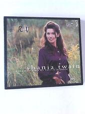 Shania Twain HOME AIN'T WHERE HIS HEART IS ANYMORE u.s.promo-only cd single 1995