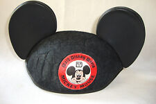 """Vintage Walt Disney World Mickey Mouse Ears with the Old """"Half Size"""" Ears"""