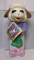 Vintage 1993 LAMB CHOP Kid Care BUBBLE BATH HTF 90% Full Shari Lewis TSUMURA