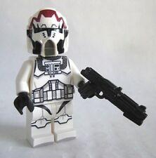 Lego CLONE Pilot KILLER Custom Printed Minifigure -Helmet Brickarms DC-15S