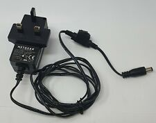 More details for used netgear switched ac-dc power adapter uk 332-10258-01