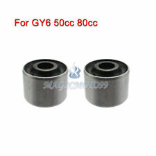 2x Engine Mount Bushing For GY6 Scooter 50cc 80cc 4 Stroke 139QMB ATV Go Kart